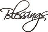 Blessings, Word Wall Art