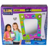 IllumiCraft Light-Up! Mirror