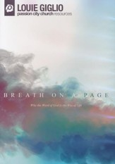 Breath on a Page, DVD