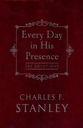 Every Day in His Presence: 365 Devotions  - Slightly Imperfect