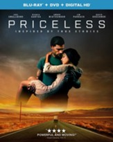 Priceless, Blu-Ray