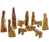 Children's Nativity Set 12 Pieces