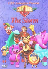 The Storyteller Cafe: The Storm, DVD