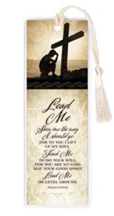 Lead Me Bookmark