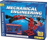 Mechanical Engineering, Robotic Arms Kit
