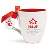 Jesus, He Will Be Called Mug
