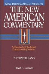 2 Corinthians: New American Commentary [NAC]  - Slightly Imperfect