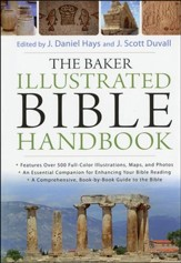 The Baker Illustrated Bible Handbook - Slightly Imperfect