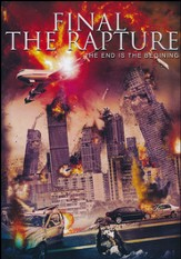 Final: The Rapture, DVD