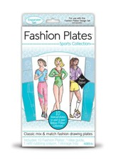 Sports Fashion Plates, Expansion Pack