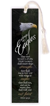 Wings as Eagles Bookmark