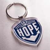 Hope, Metal Keyring