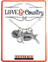 Love & Country Necklace