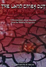 The Land Cries Out: For the Blood That Was Shed