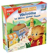 Daniel Tigers Welcome to Main St. Game