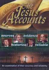 The Jesus Accounts, DVD