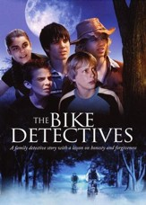 The Bike Detectives, DVD