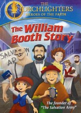 The Torchlighters Series: The William Booth Story, DVD