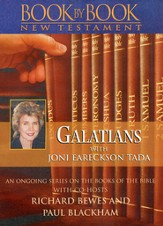 Book by Book New Testament: Galatians Eareckson Tada