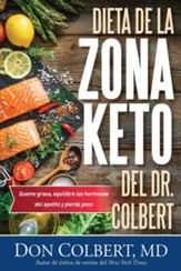 Dieta De La Zona Ceto Del Dr. Colbert, Dr. Colbert's Keto Zone Diet - Slightly Imperfect