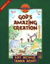 Discover 4 Yourself, Children's  Bible Study Series: God's Amazing    Creation (Genesis Chapters 1 and 2)