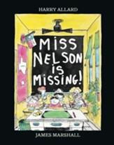 Miss Nelson Is Missing! Softcover