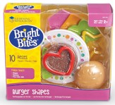 Bright Bites, Burger Shapes