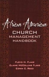 African American Church Management Handbook