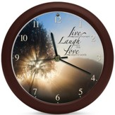 Live Laugh Love Clock, Amazing Grace