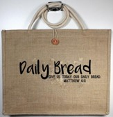 Daily Bread, Tote Bag