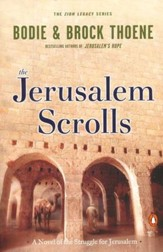 The Jerusalem Scrolls,Zion Legacy Series #4