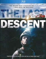 The Last Descent, Blu-ray