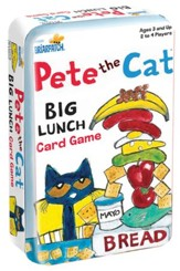 Pete the Cat Big Lunch Game Tin