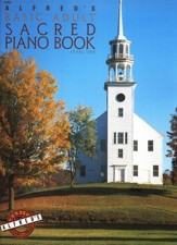 Alfred's Basic Adult Piano Course  Sacred Book, Book 1