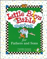Little Boys Bible Storybook for Fathers and Sons, revised and updated
