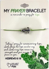 Prayer Bracelet, with Anchor