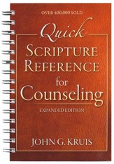 Quick Scripture Reference for Counseling, Fourth Edition