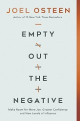 Empty Out the Negative, Hardcover