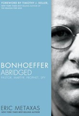 Bonhoeffer Abridged - Slightly Imperfect