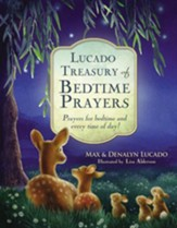 Lucado Treasury of Bedtime Prayers  - Slightly Imperfect