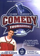 Leland Klassen's Comedy Tournament, DVD