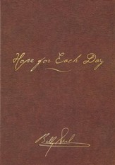 Hope For Each Day Signature Edition - Slightly Imperfect