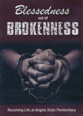 Blessedness Out of Brokenness, DVD