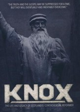 Knox: The Life and Legacy of Scotland's Controversial  Reformer, DVD