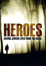 Heroes: Saving Jewish Lives from the Nazis, DVD