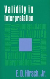 Validity in Interpretation