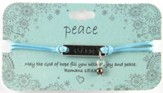 I Choose Peace Bracelet