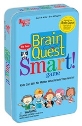 Brain Quest SMART Game Tin