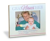 Nana, You Inspire Me Photo Frame