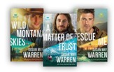 Montana Rescue Series, Volumes 1-3